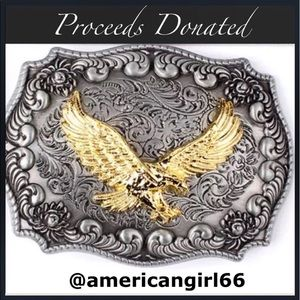 Other - Belt Buckle 🇺🇸 Proceeds Donated